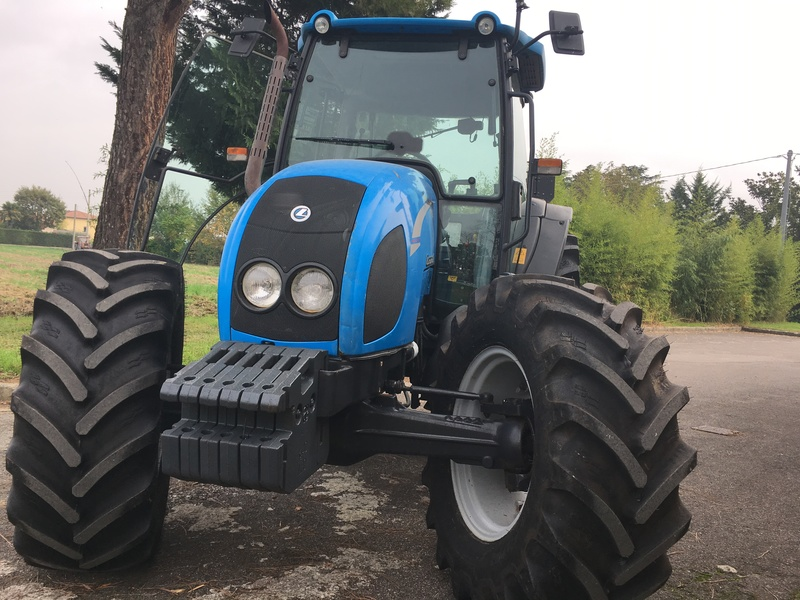 LANDINI POWERFARM 105 DT