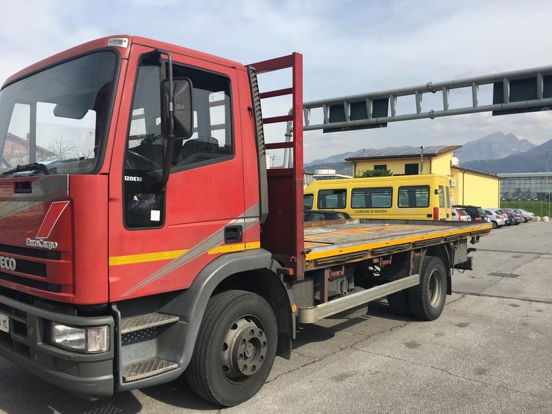 Camion EUROCARGO 120E18 Km 186.000