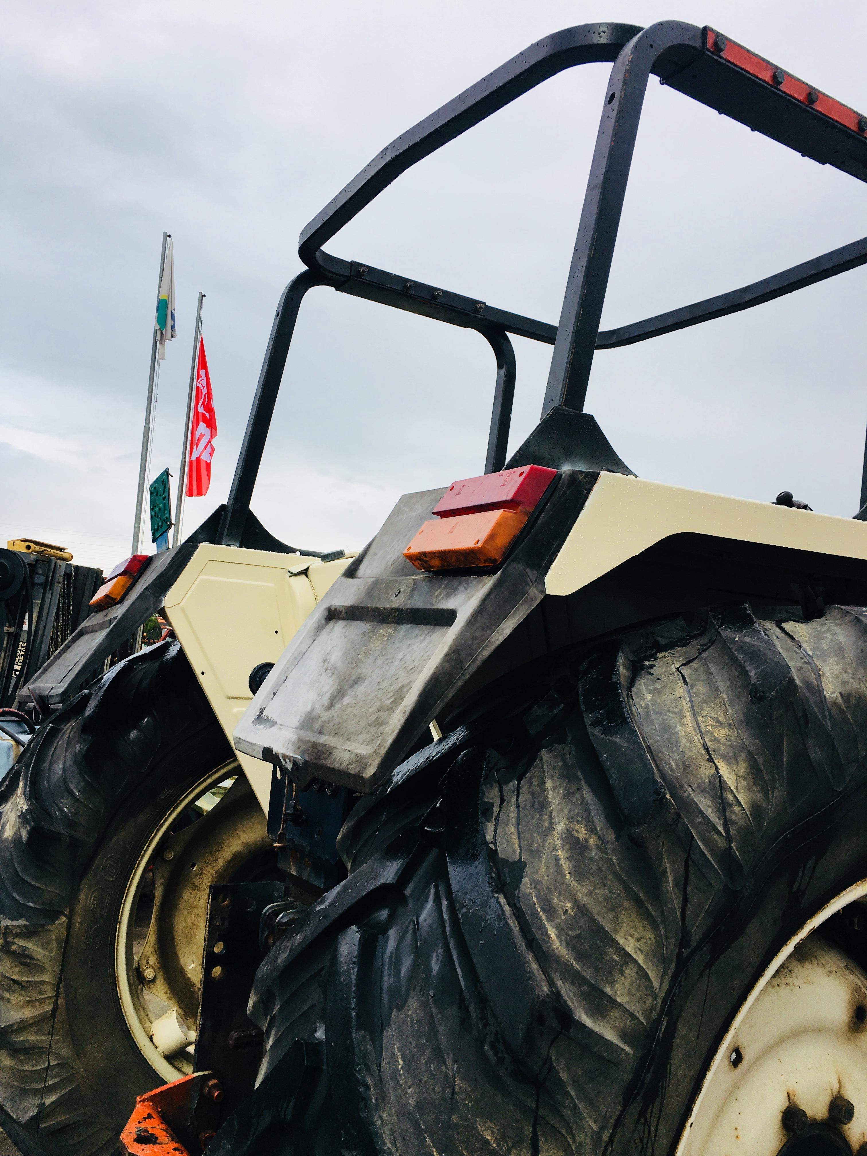 tractor affair