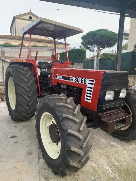 FIAT 80 66 DT 4X4