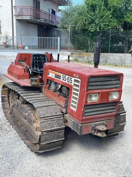 FIAT 55-65 C CINGOLATO 1.36 MT 55 CV